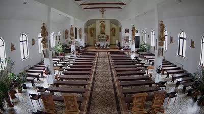 caritas myczkowce kaplica
