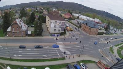 Sanok ul. Staszica