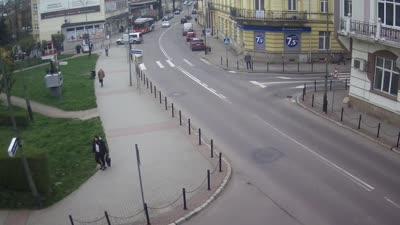 Sanok ul. Kościuszki